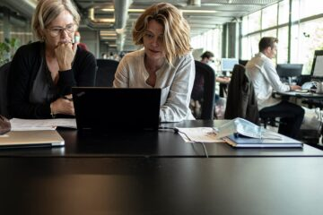 Eget kontor i Lyngby, med DTU som nærmeste nabo