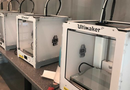 prototypeværksted leje værksted testudstyr dtu science park 3D printer